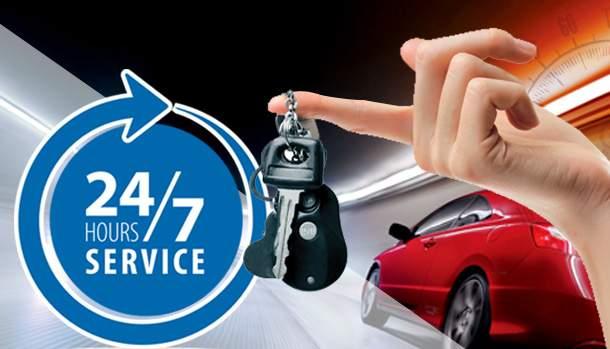 Car keys repairs