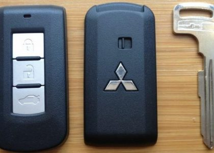 Mitsubishi-Replacement-Car-Keys
